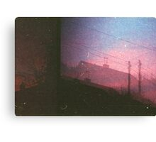 From Dusk Til Dawn (2) Canvas Print