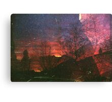 Only After Dark  Canvas Print