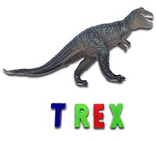 T-Rex prints by suranyami
