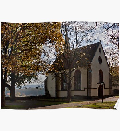 St Lawrence's  chapel Poster