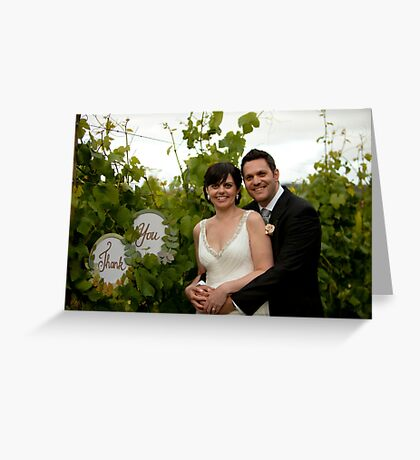 Simon & Lauren Greeting Card