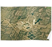 Callaway Nuclear Generating Station ~ Fulton Missouri Poster