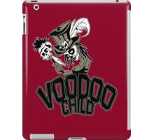 Voodoo Child iPad Case/Skin