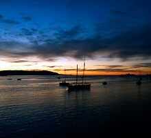 batemans bay morning by Elisabeth Dubois