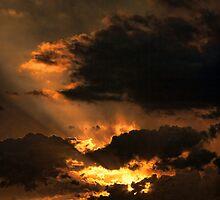 Cloud 20120122-13 by Carolyn  Fletcher