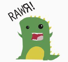 RAWR! by drawingdream