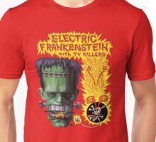 Electric Frankenstein Gig Poster Unisex T-Shirt