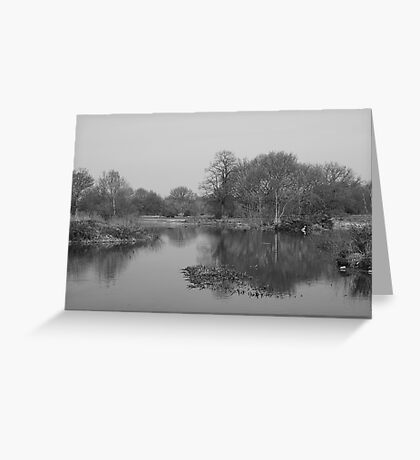 Clear Day Greeting Card