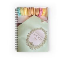with love from ladurée Spiral Notebook