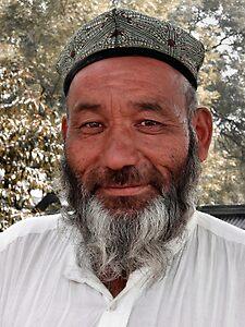 An Uyghur in Beijing