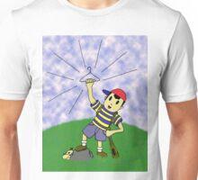 """Earthbound - """"Coat Hanger Ness"""" Unisex T-Shirt"""