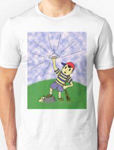 """Earthbound - """"Coat Hanger Ness"""" T-Shirt"""
