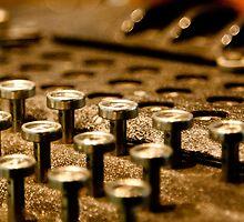 Enigma Machine by Mark Hood