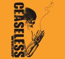 Ceaseless Worship 1 by gregbukovatz