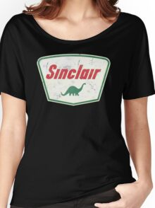 Vintage Sinclair logo Women's Relaxed Fit T-Shirt