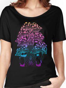 Follow the Rabbit Women's Relaxed Fit T-Shirt