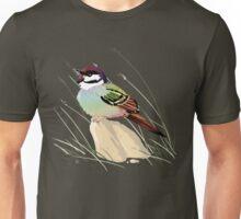 Rainbow Song Sparrow Unisex T-Shirt