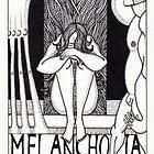 melancholia by Ronan Crowley