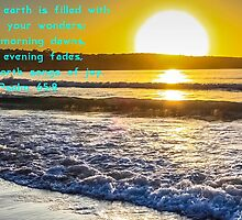 Where Morning Dawns (Psalm 68:5) by Geoff Stone