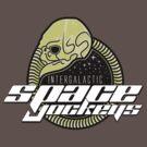 Intergalactic Space Jockeys by FAMOUSAFTERDETH