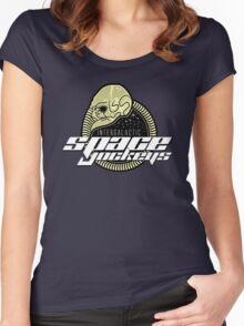 Intergalactic Space Jockeys Women's Fitted Scoop T-Shirt