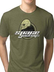 Intergalactic Space Jockeys Tri-blend T-Shirt