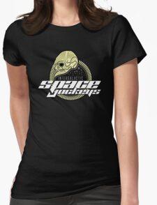 Intergalactic Space Jockeys Womens Fitted T-Shirt