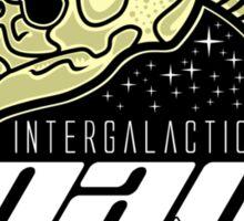 Intergalactic Space Jockeys Sticker