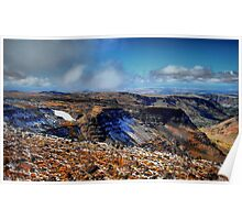The Beauty Of The Steens Poster