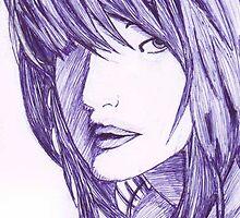 Hayley Williams by drawingdream
