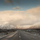 Road To The Mountains.. by ninjabob