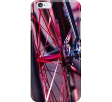 color of the wheel iPhone Case/Skin