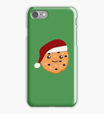 Cute Christmas Cookie iPhone Case/Skin