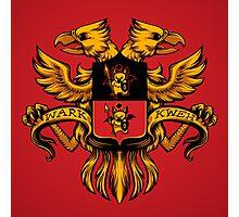 Crest de Chocobo Photographic Print