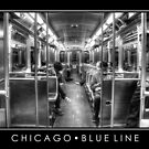 Blue Line to O'Hare by Jigsawman