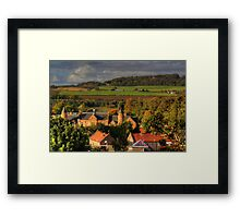 Low Port Primary School Framed Print