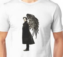 side of angels -large Unisex T-Shirt