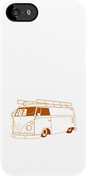 VW Panel Van (Small) by Tedri