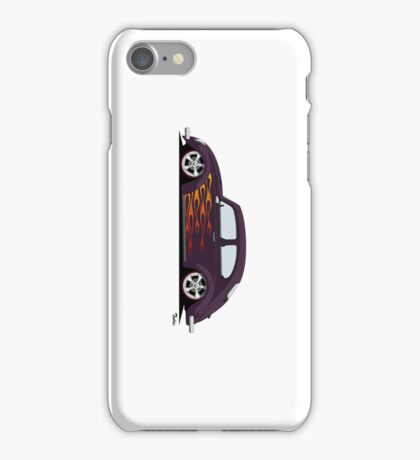 VW Hot Rod Bug iPhone Case/Skin