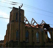 2011 08 21 Goderich, Ont. Tornado One Week Later Aftermath 6851 by Daniela Weil