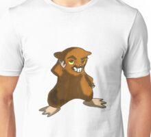 Super Model Hamster Unisex T-Shirt