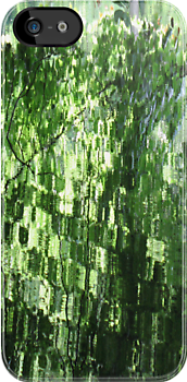 Green Watertiles - JUSTART © by JUSTART