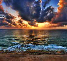 the sunset royal, Tel Aviv by Ronsho