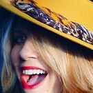 Laugh by Diane  Kramer