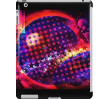 Negative space iPad Case/Skin