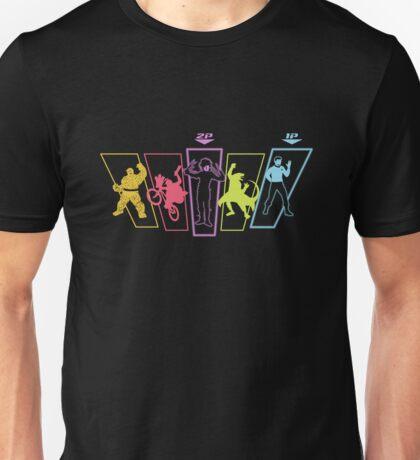 Hero-Sham-Bo Unisex T-Shirt