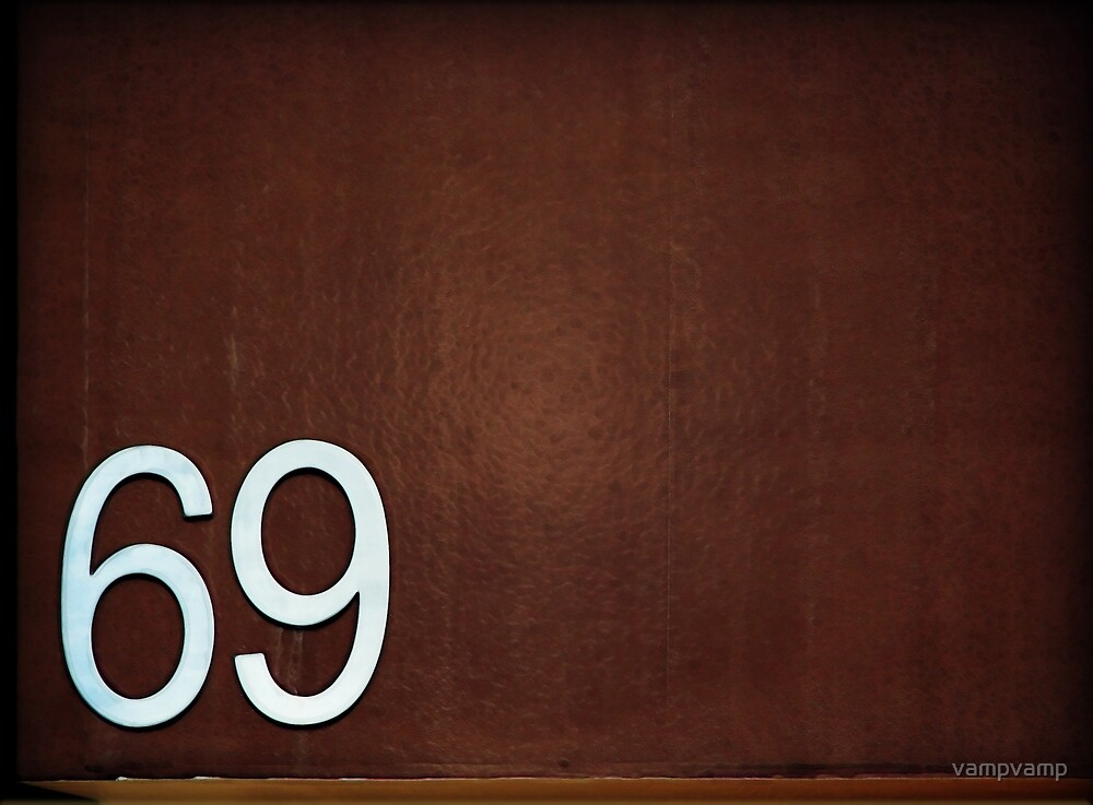 69 dude!!! by vampvamp