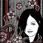Meg by Anita Inverarity