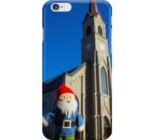 Church Gnome iPhone Case/Skin