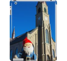 Church Gnome iPad Case/Skin